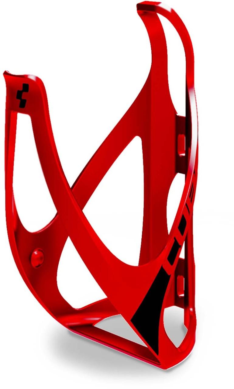 Cube Flaschenhalter HPP matt red n black