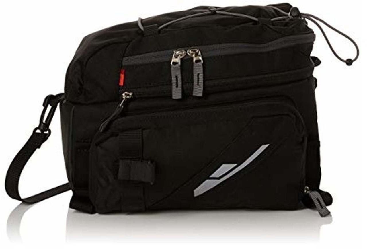 Silkroad S black - Gepäckträgertasche