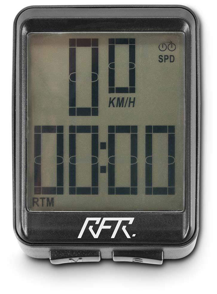 RFR Fahrradcomputer wireless CMPT black