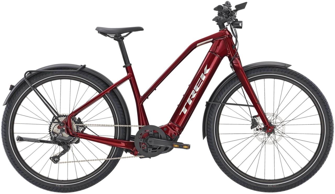 Trek Allant+ 8 Rage Red 2020