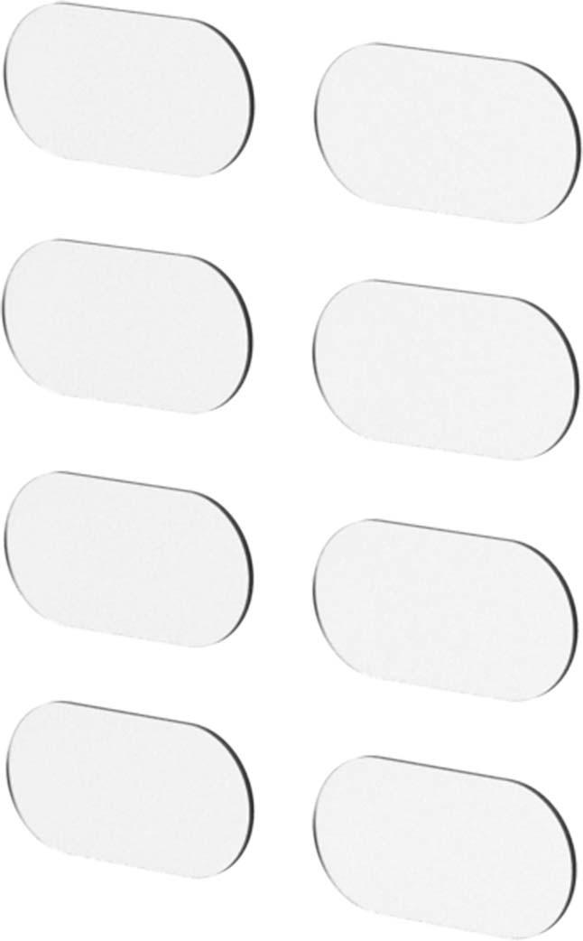 Cube Steinschlagschutz Pad Set transparent