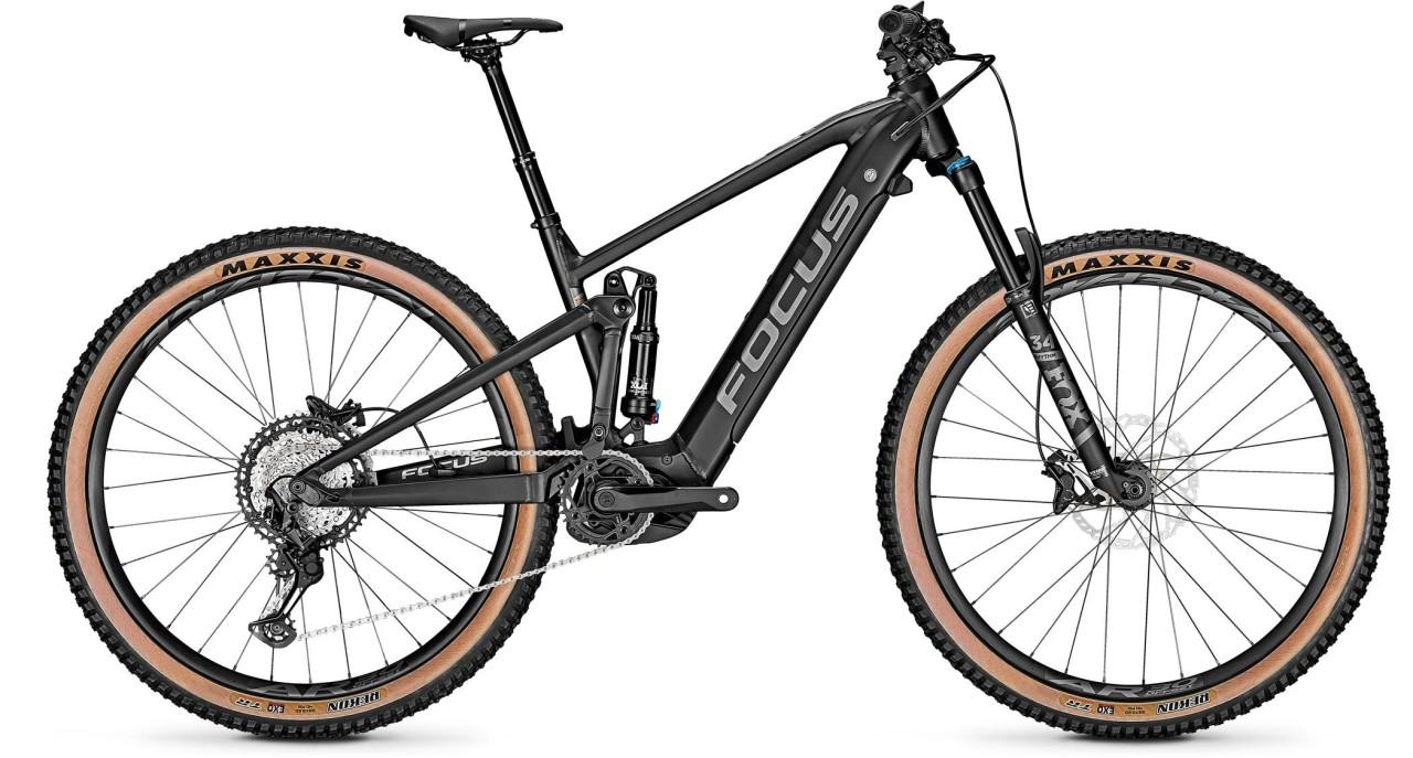 Focus Jam2 6.8 Nine Magic Black 2021 - E-Bike Fully Mountainbike