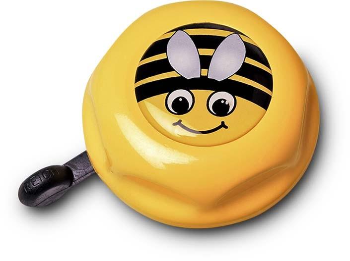 "RFR Fahrradklingel JUNIOR ""Bee"" yellow n black"