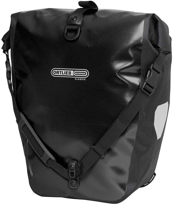 Ortlieb Back-Roller Classic Hinterradtasche schwarz