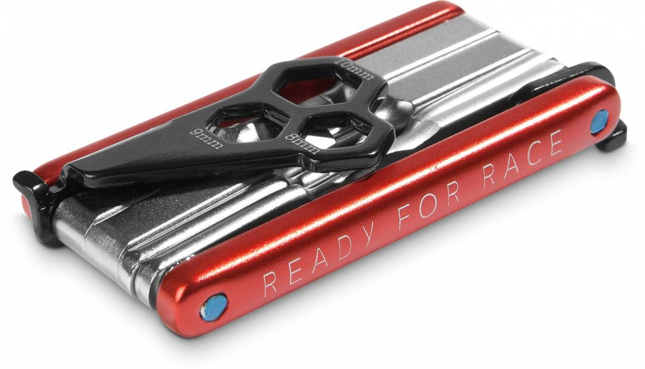 RFR Multi Tool 12 red