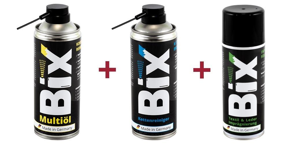 Bix Aktions-Pflegeset