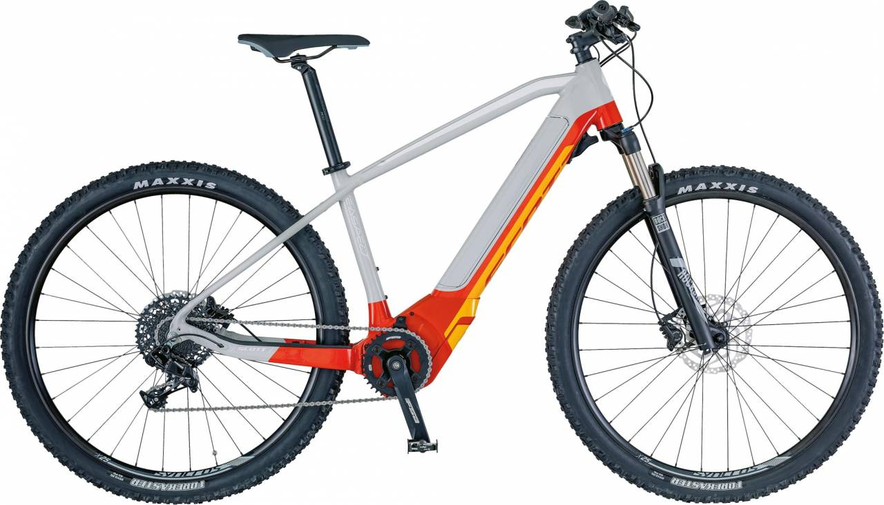 Scott E-Aspect 20 2018 - E-Bike Hardtail Mountainbike