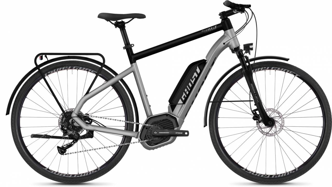 Ghost Hybride Square Trekking B1.8 AL U 2018 - Herren E-Bike Trekkingrad