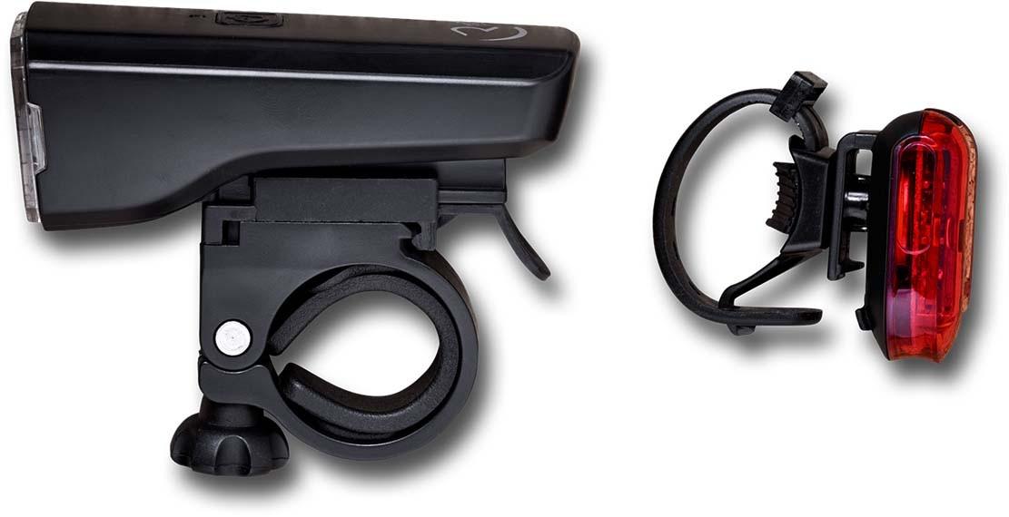 RFR Beleuchtungsset Tour 25 USB black