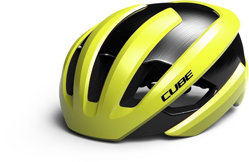 Cube Helm HERON - yellow