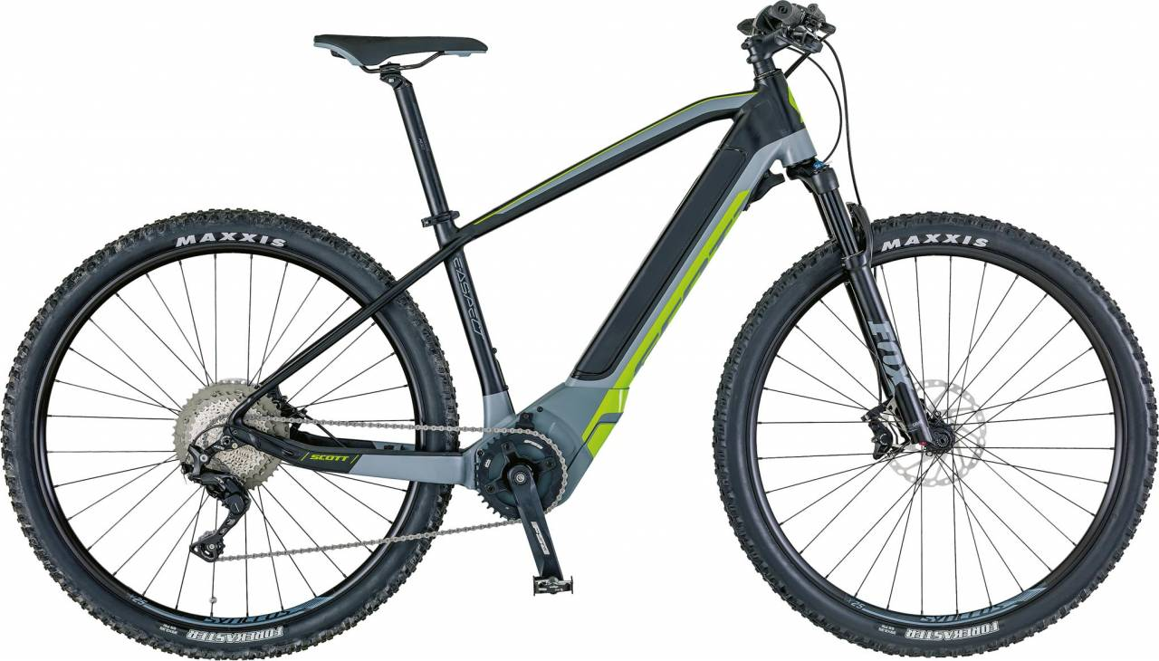 Scott E-Aspect 10 2018 - E-Bike Hardtail Mountainbike