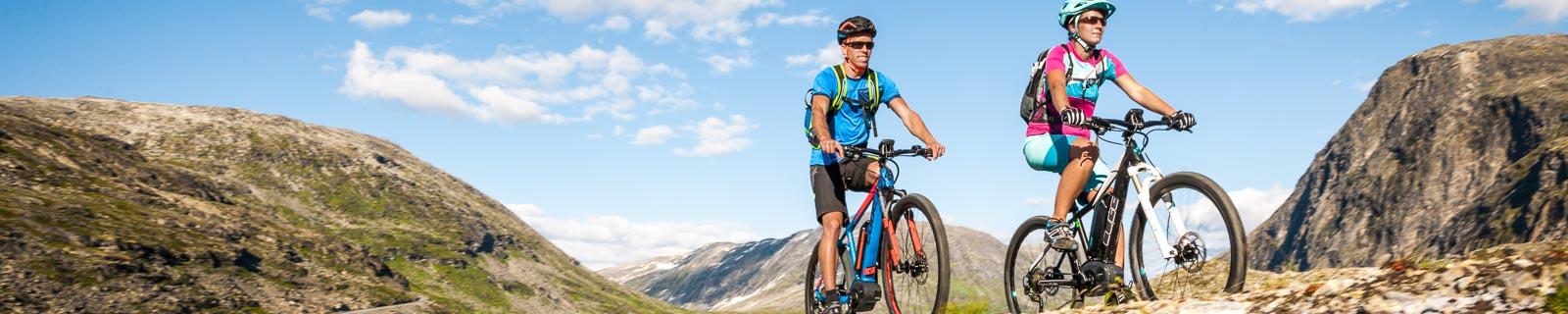 E-Bikes ab 1.679 € - Nur so lange der Vorrat reicht