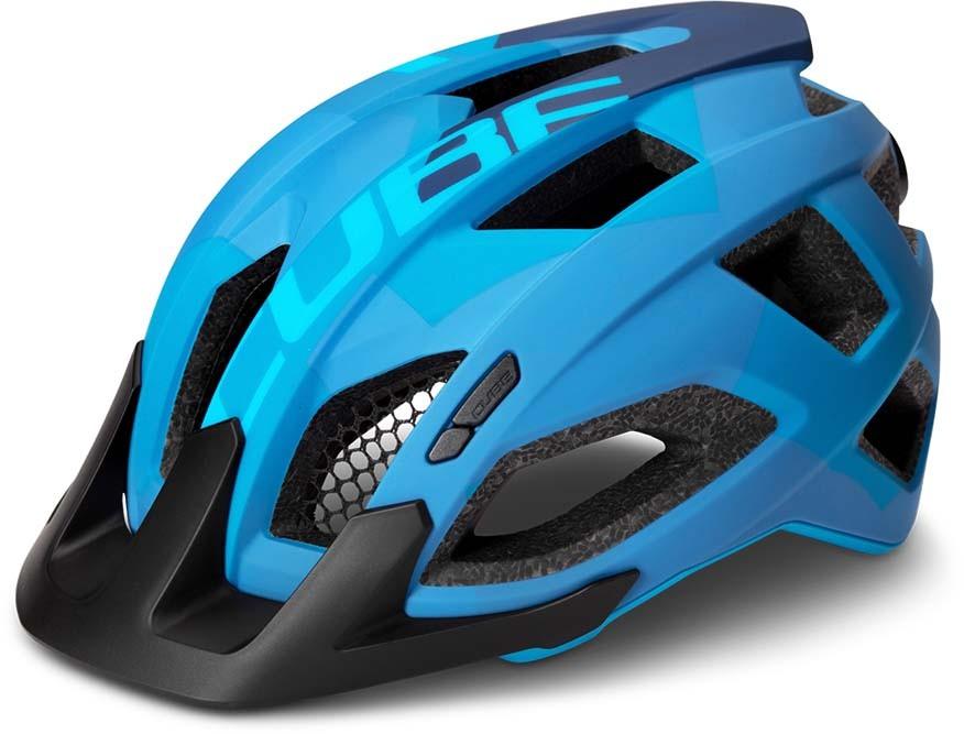 Cube Helm PATHOS blue