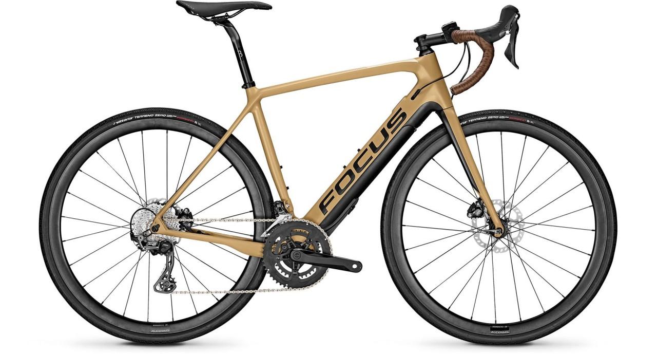 Focus Paralane2 9.6 GC Sandbrown 2020 - E-Bike Rennrad