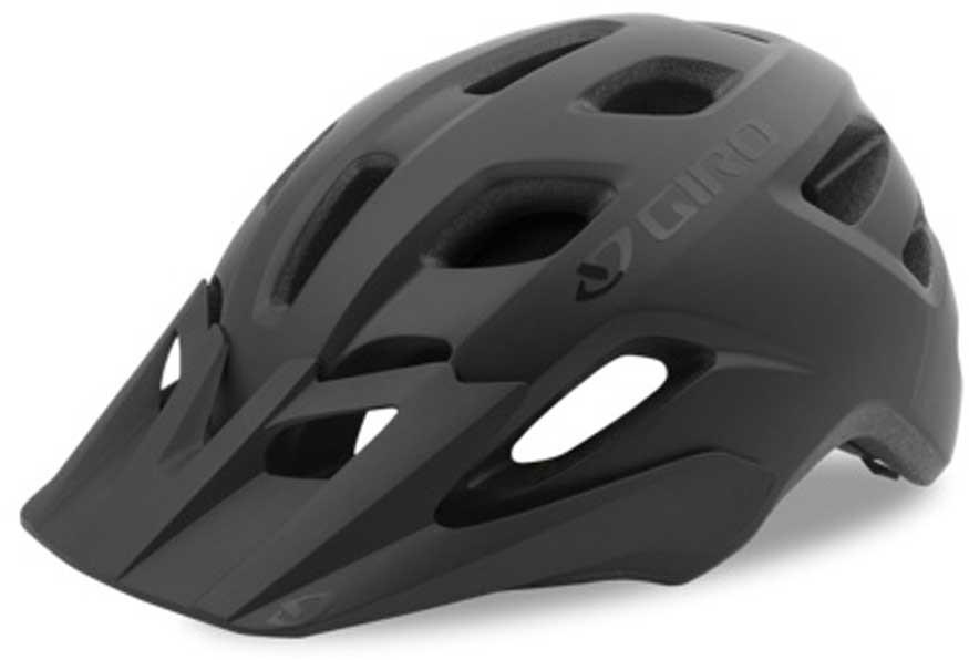 Giro Fixture XL matte black UXL
