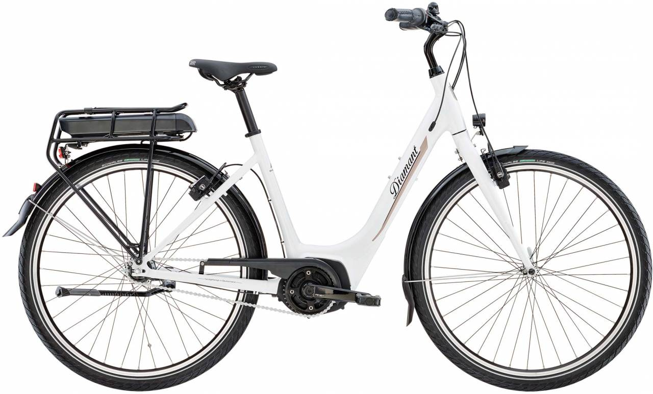 Diamant Saphir+ 500 Wh Weiss - Easy Entry 2019