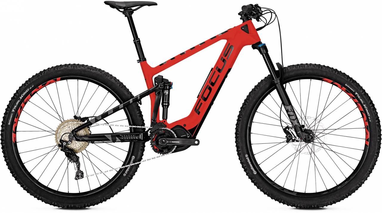 Focus Jam2 C 29 2018 - E-Bike Fully Mountainbike