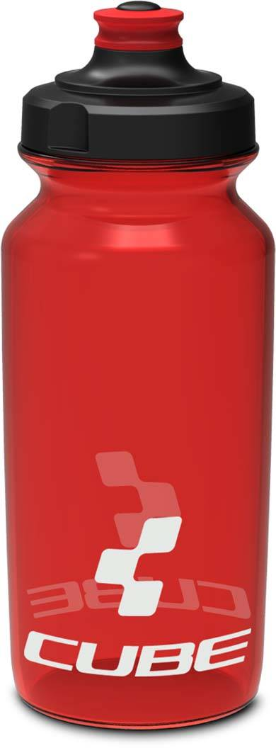 Cube Trinkflasche 0,5l Icon red
