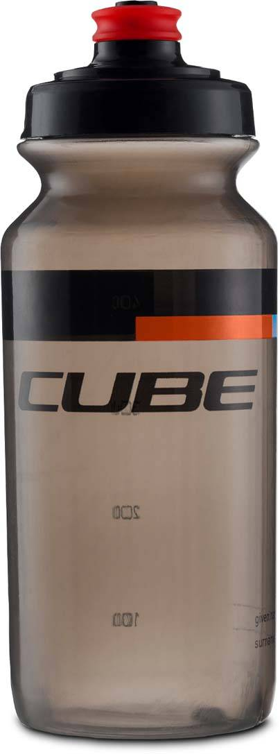 Cube Trinkflasche 0.5l TEAMLINE black n red n blue