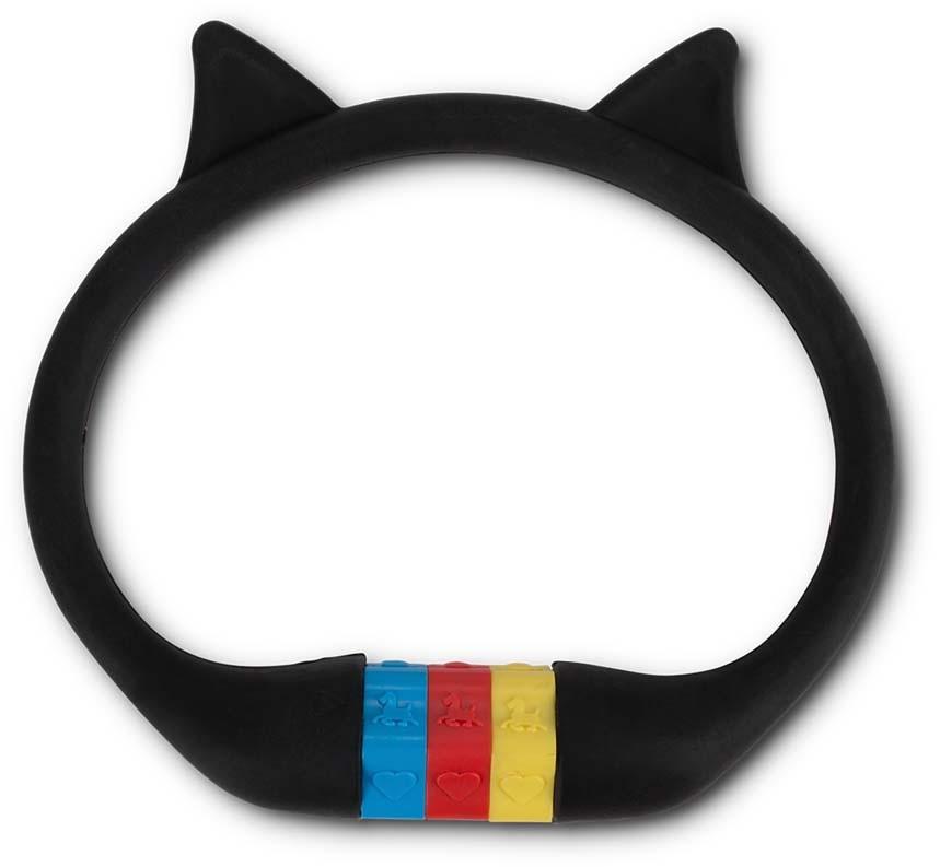 """RFR Zahlenkabelschloss HPS """"CAT"""" 10 x 350 mm black"""