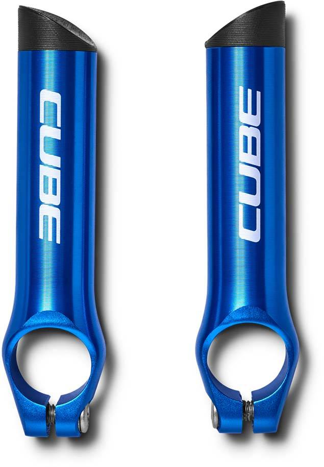 Cube Bar Ends HPA blue