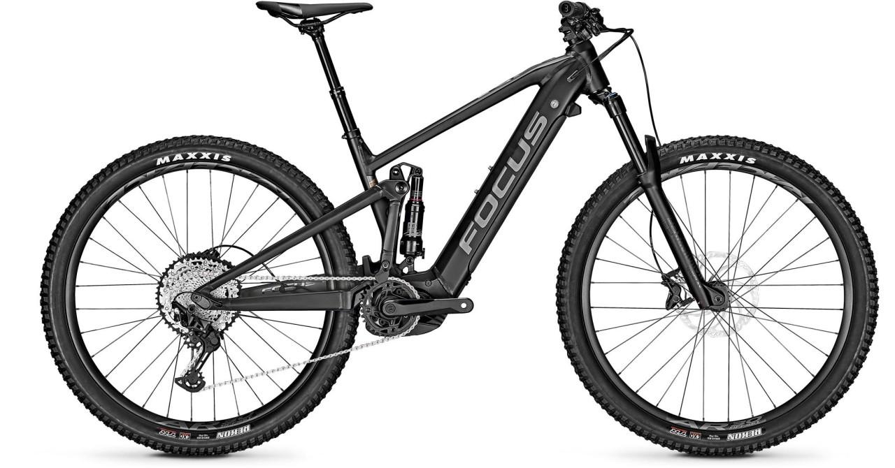 Focus Jam2 6.7 Nine Magic Black 2021 - E-Bike Fully Mountainbike
