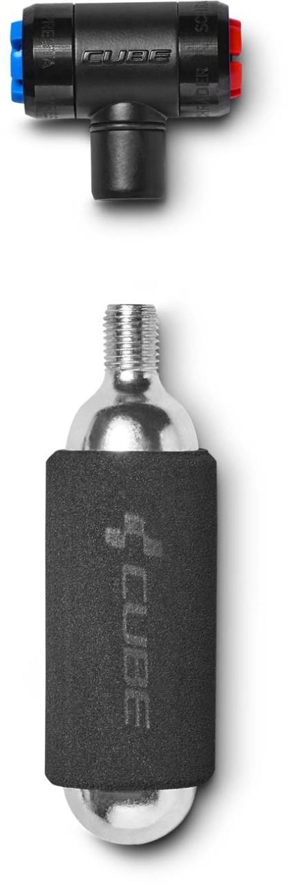 Cube Pumpe RACE CO2 black
