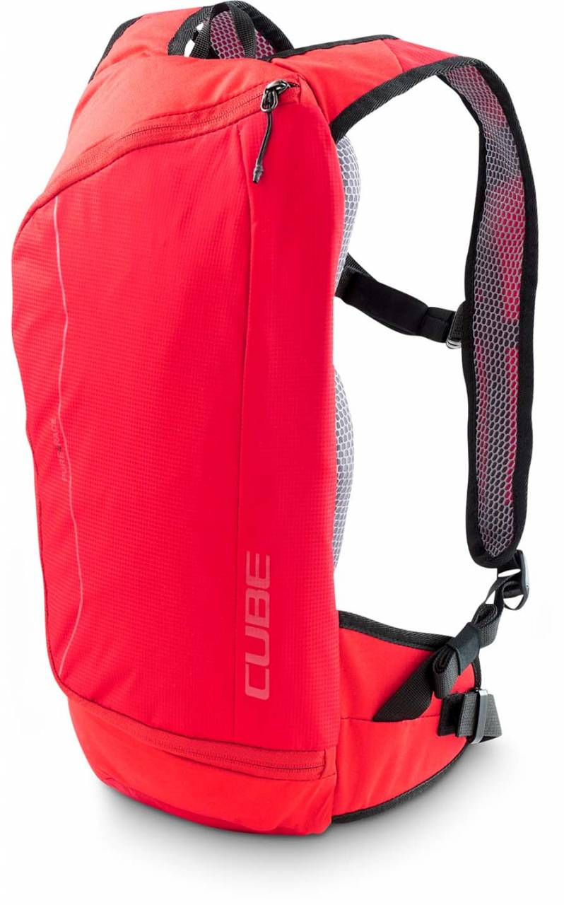 Cube Rucksack PURE 4RACE red