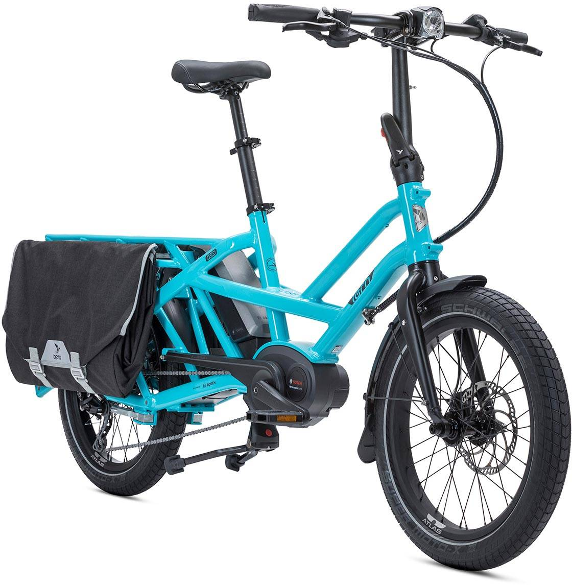 Tern GSD S10 E-Bike Lastenfahrrad ▷ Jetzt preiswert online kaufen ...