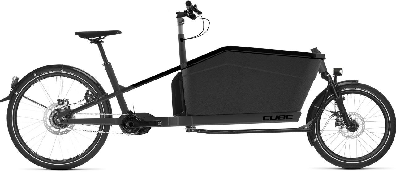 Cube Cargo Dual Hybrid 2021 - E-Bike Lastenfahrrad