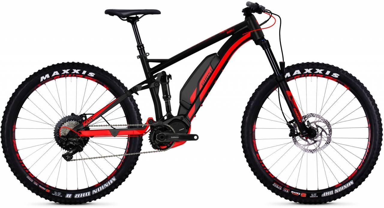 Ghost Hybride Kato FS S4.7+ AL 2018 - E-Bike Fully Mountainbike