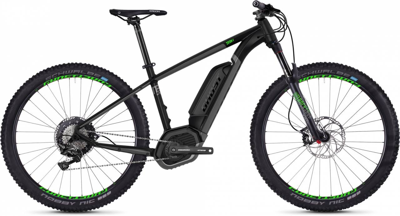 Ghost Hybride Teru B7.7+ AL 2018 - E-Bike Hardtail Mountainbike