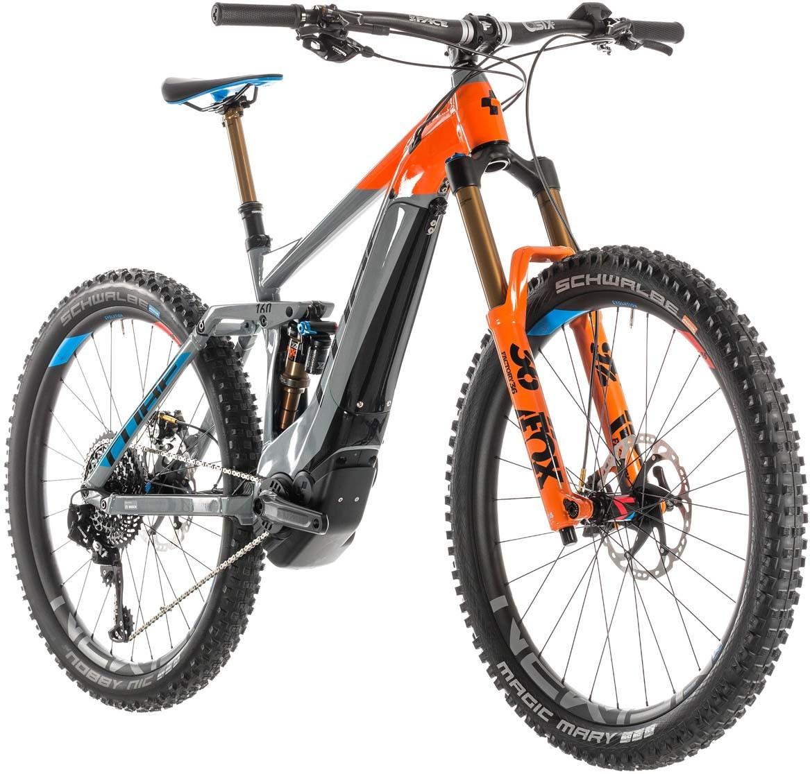 Cube Stereo Hybrid 160 Action Team 500 27.5 actionteam 2019 - E-Bike Fully Mountainbike