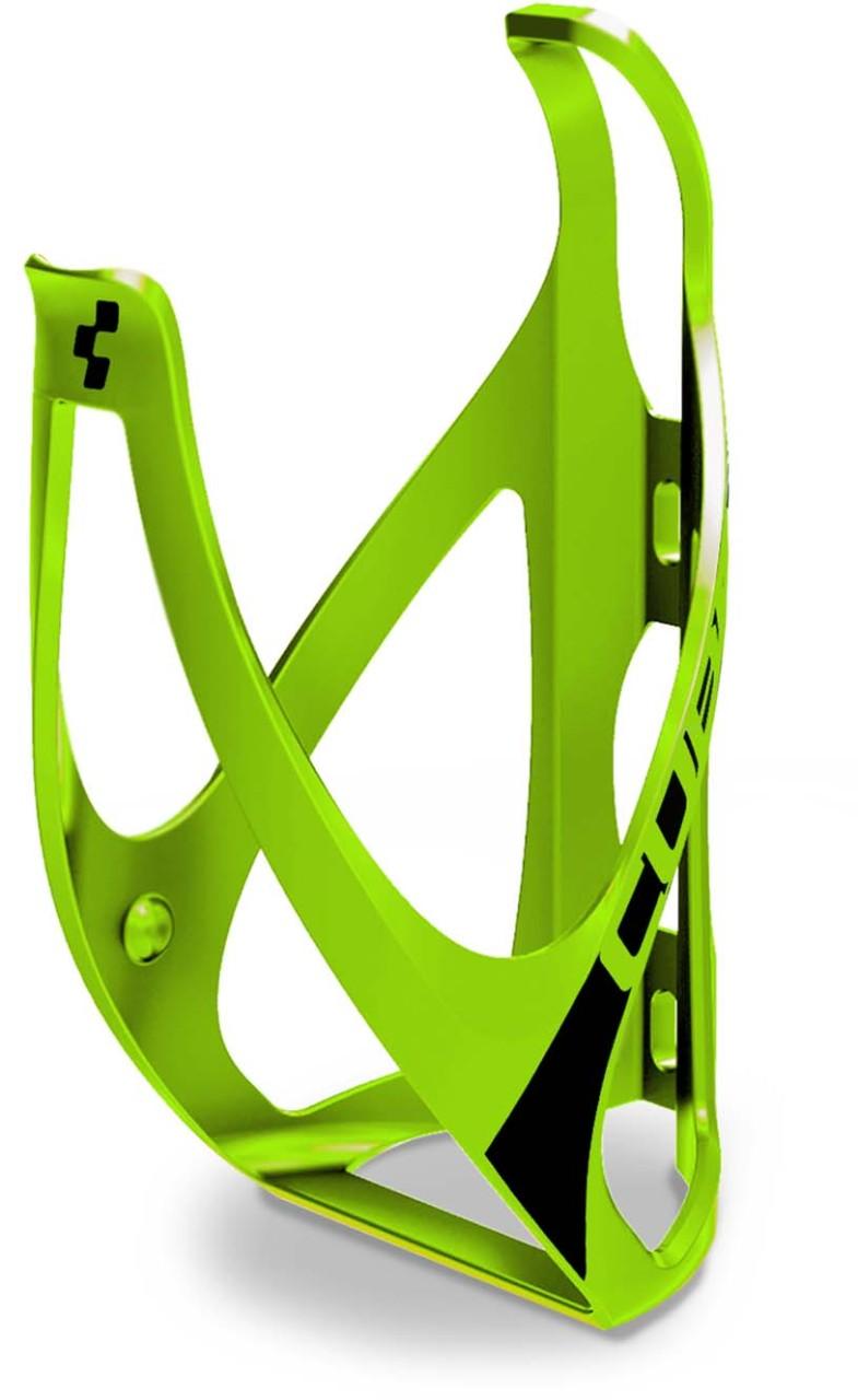 Cube Flaschenhalter HPP matt classic green n black