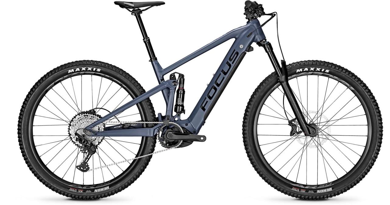 Focus Jam2 6.7 Nine Stone Blue 2021 - E-Bike Fully Mountainbike