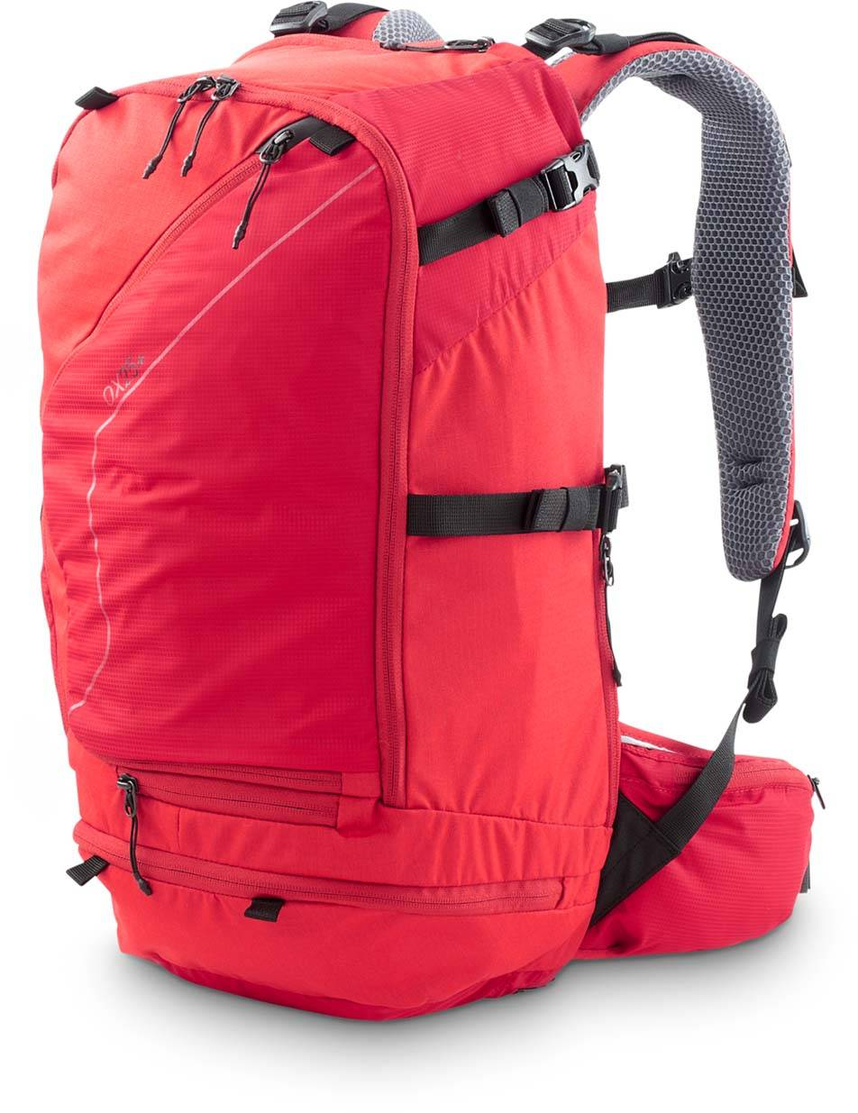 Cube Rucksack OX25+ red