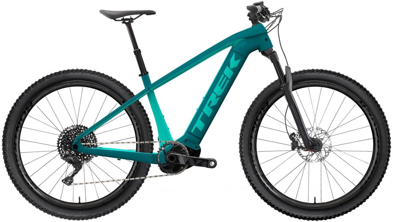 Trek Powerfly 5 W Teal/Miami Green 2020