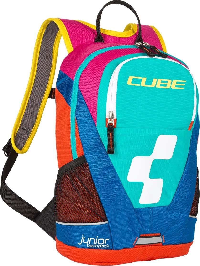 Cube Rucksack JUNIOR mint n pink