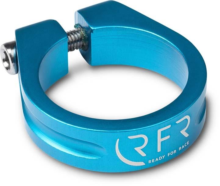 RFR Sattelklemme 34,9 mm blue