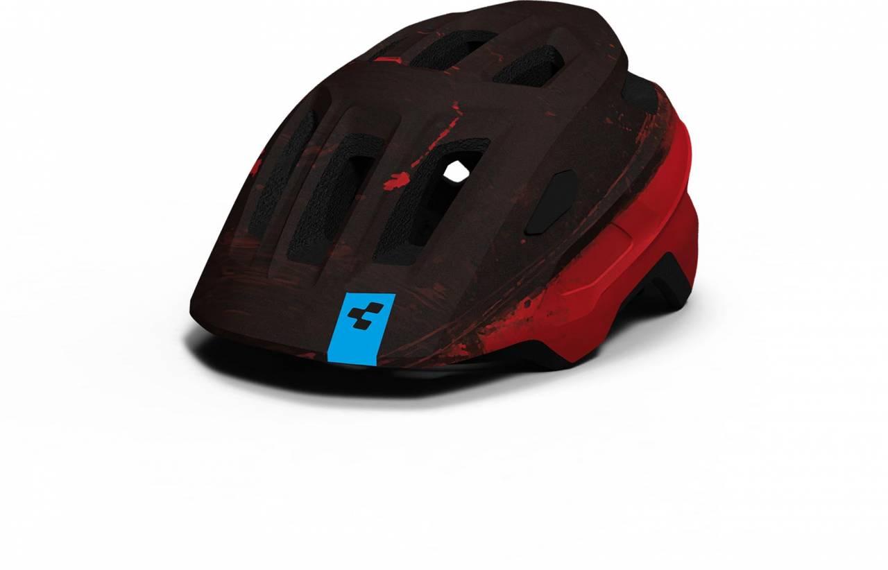 Cube Helm TALOK - red