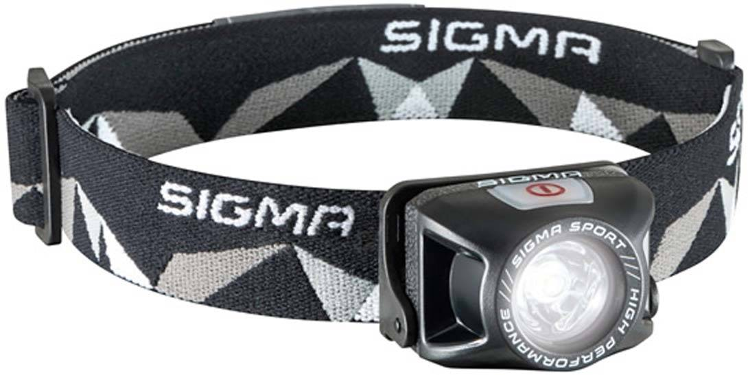 Sigma Stirnlampe Headled II schwarz