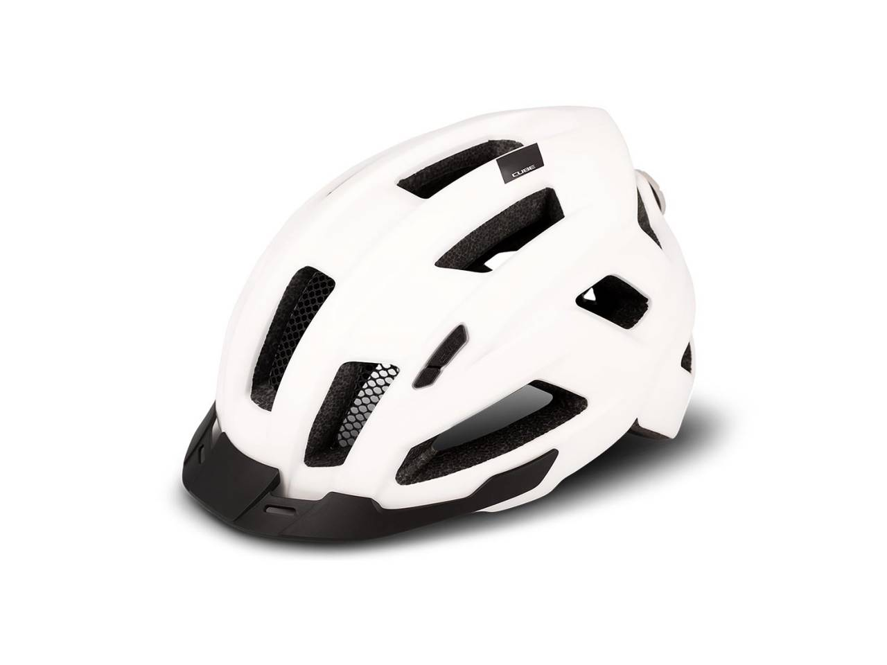 Cube Helm CINITY white