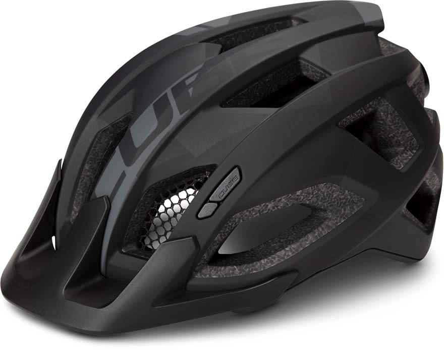 Cube Helm PATHOS black n grey