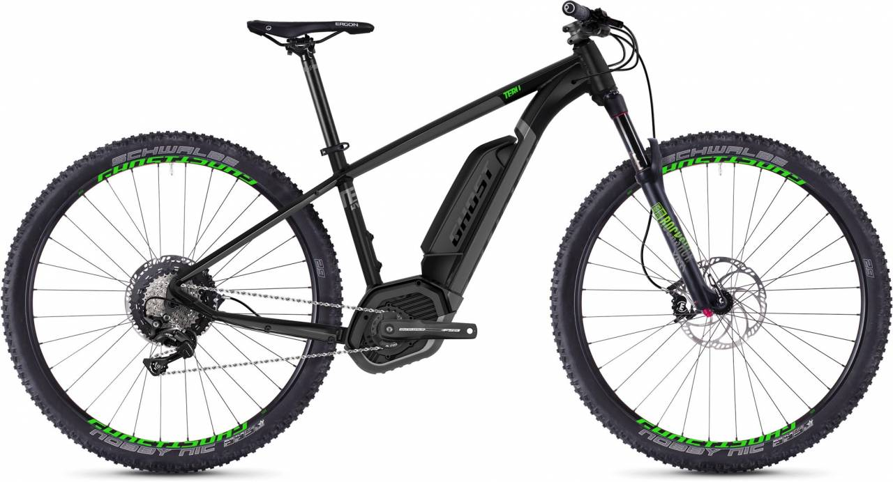 Ghost Hybride Teru B7.9 AL 2018 - E-Bike Hardtail Mountainbike