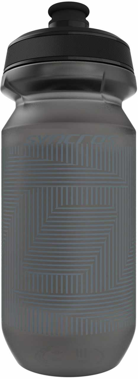Syncros Corporate G4 Trinkflasche black transparent 0,6 L