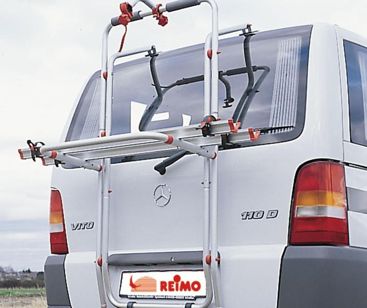 Fiamma Fahrradheckträger für Mercedes Vito (2 Räder) bis Baujahr 2003