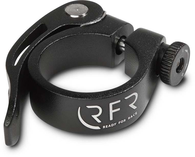 RFR Sattelklemme mit Schnellspanner black