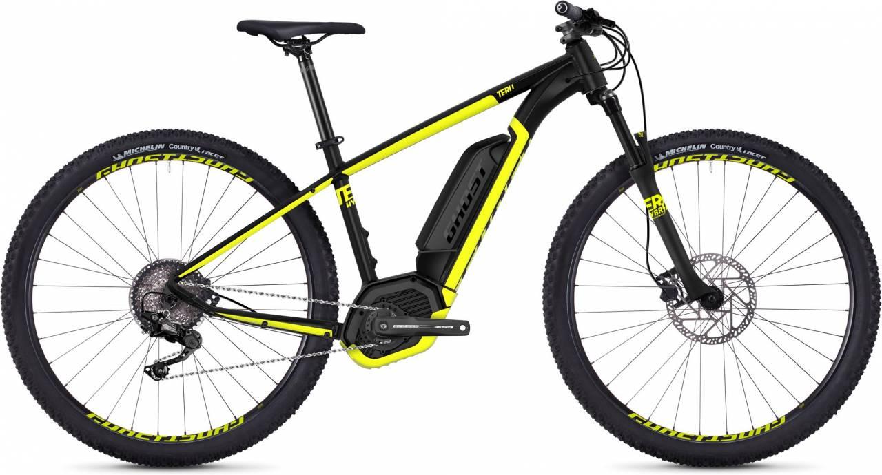 Ghost Hybride Teru B2.9 AL 2018 - E-Bike Hardtail Mountainbike