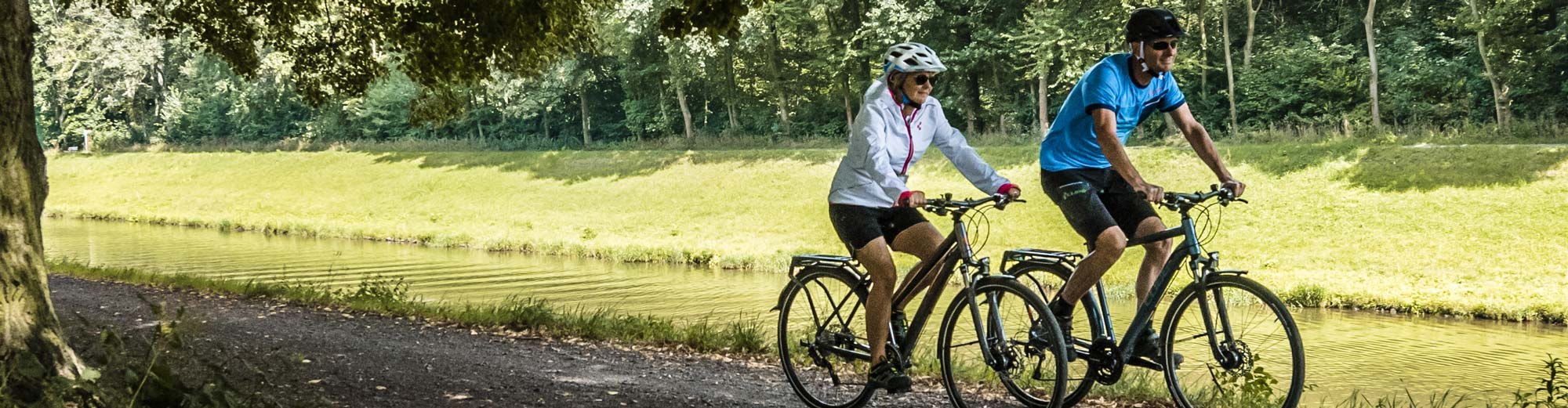 Damen E-Bike Trekkingrad