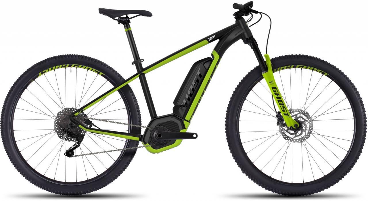 Ghost Hybride Teru X AL 29 U 2018 - E-Bike Hardtail Mountainbike
